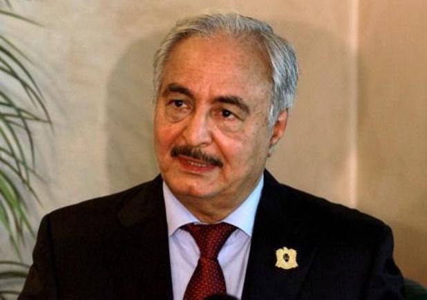 Libye: Le maréchal Haftar d'accord pour un cessez-le-feu à partir de lundi