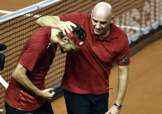 """Davis Cup - Johan Van Herck: """"Hadden voor 1-1 getekend, maar het is toch een gemiste kans"""""""