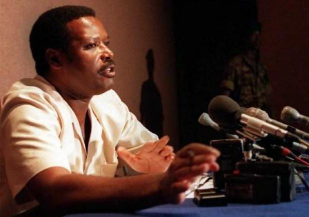 Burundese oud-president Pierre Buyoya aan COVID-19 overleden