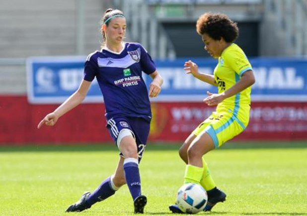 Ook Sporting Charleroi wil vrouwenploeg inschrijven in hoogste klasse