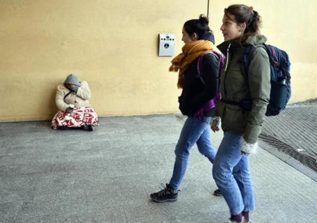 Le risque de pauvreté touche désormais un Belge sur dix
