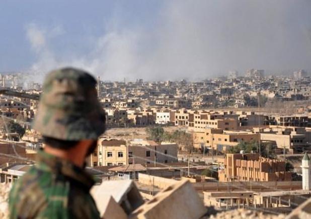 Conflit en Syrie: plus de 6.800 morts en 2020, plus faible bilan annuel