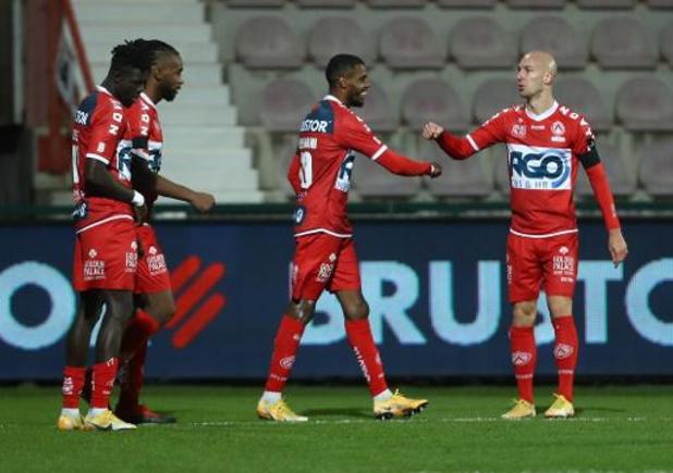 Jupiler Pro League - KV Kortrijk stopt zegereeks AA Gent