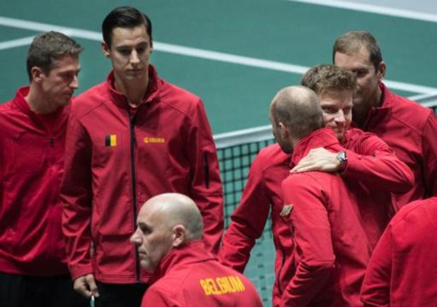 Philipp Kohlschreiber bezegelt lot van Belgische ploeg
