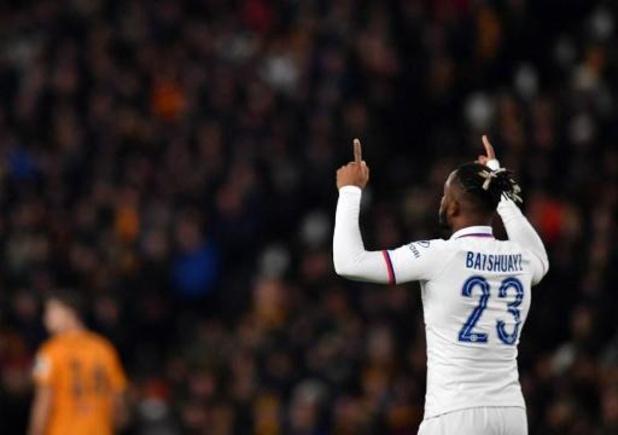 Les Belges à l'étranger - Batshuayi buteur en FA Cup avec Chelsea