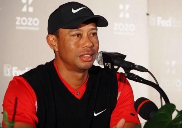 Tiger Woods wijst miljoenen af om te spelen in Saoedi-Arabië