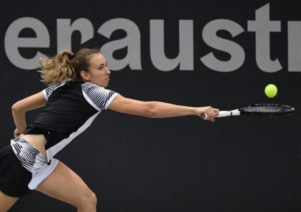 Elise Mertens toujours 20e, sa partenaire de double Aryna Sabalenka grimpe au 7e rang
