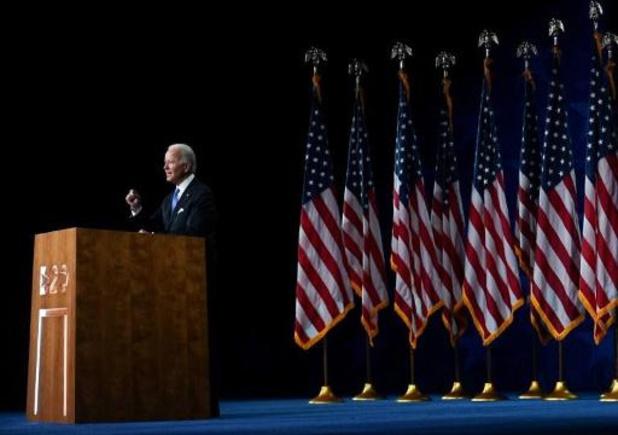 """Présidentielle américaine 2020 - Acceptant l'investiture démocrate, Biden promet d'effacer la """"peur"""" et les """"divisions"""""""