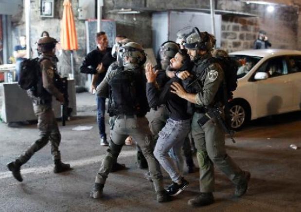 """Conflit israélo-palestinien - Benjamin Netanyahu appelle """"au calme"""" après des heurts à Jérusalem"""