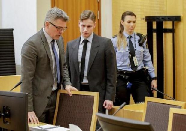 Verdachte van schietpartij aan Noorse moskee ontkent schuld