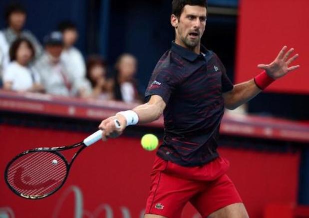 Djokovic gunt Millman geen kans en steekt eindzege op zak