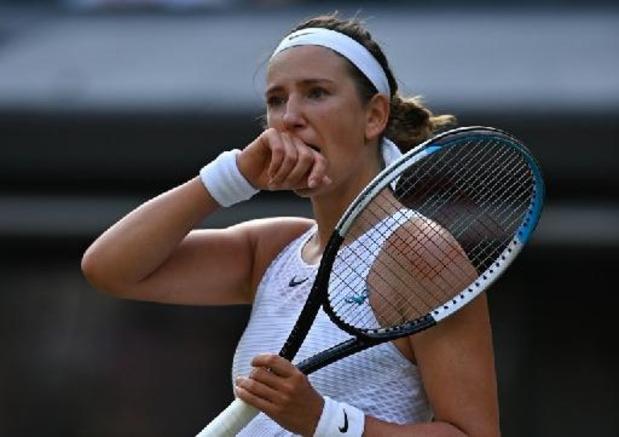 Ook Victoria Azarenka laat olympisch tennistoernooi schieten