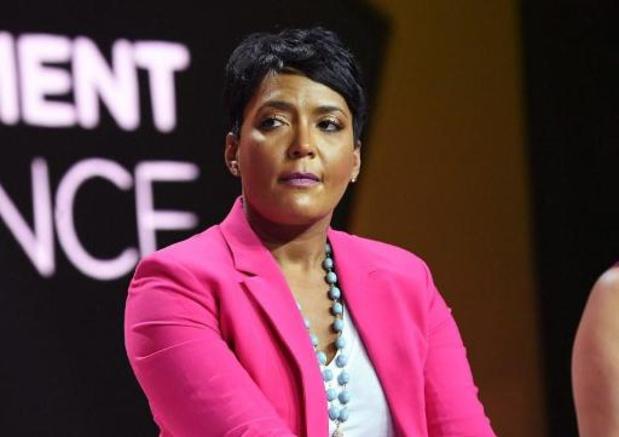 USA: la maire d'Atlanta testée positive au Covid-19