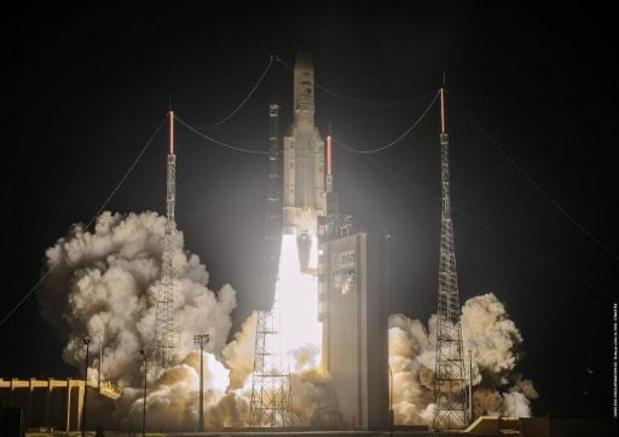 La société Spacebel contribue à la mission spatiale Taranis