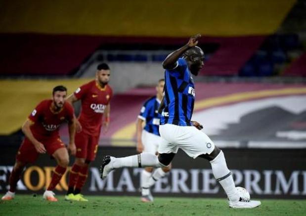 Les Belges à l'étranger - L'Inter bloqué une nouvelle fois à domicile par la Fiorentina