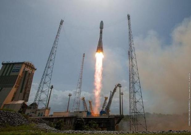 Technisch probleem stelt lancering Europese satelliet uit