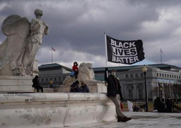 Black Lives Matter wint prijs Olof Palme 2020