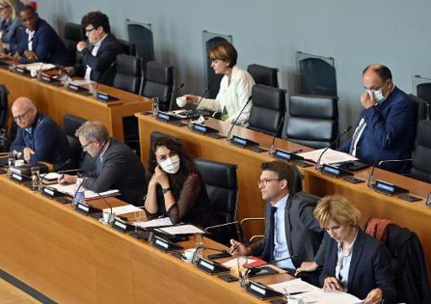 Coronavirus - Le parlement wallon approuve la création d'une commission spéciale covid-19