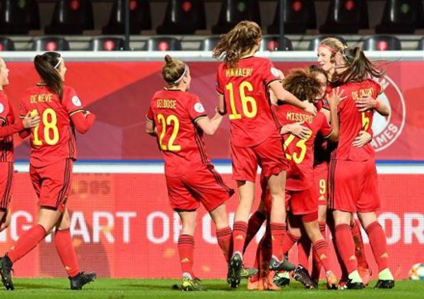 Red Flames - België stoot als groepswinnaar door naar EK