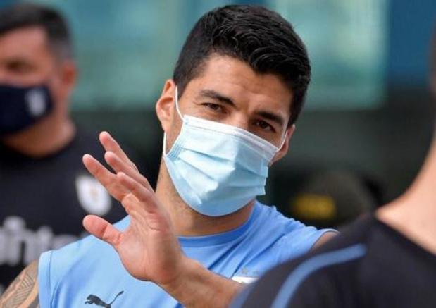 Suarez va manquer ses retrouvailles avec Barcelone, Carrasco à nouveau disponible