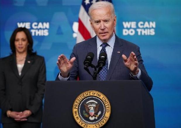 Koning ziet op 15 juni president Biden