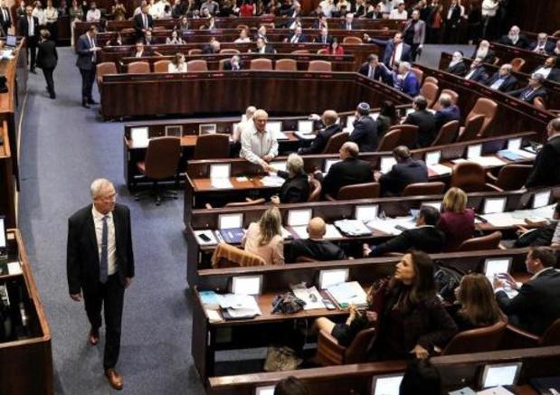 Israëli's voor derde keer in jaar naar stembus