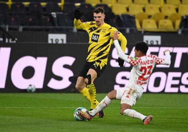 Le Borussia Dortmund avec Thomas Meunier mais sans Thorgan Hazard à Séville