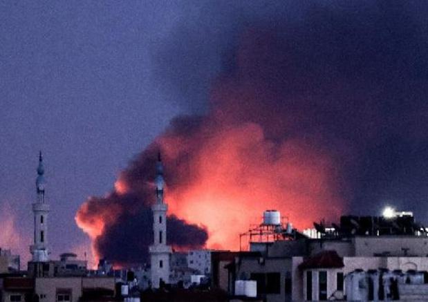 CONFLIT ISRAÉLO-PALESTINIEN - Israël et le Hamas approuvent un cessez-le-feu à Gaza