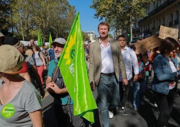 Incidents à Paris lors d'une marche pour le climat infiltrée par des Black Blocks