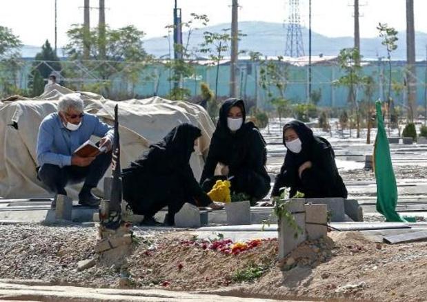 Iran: plus de 8.000 contaminations en 24H, une première