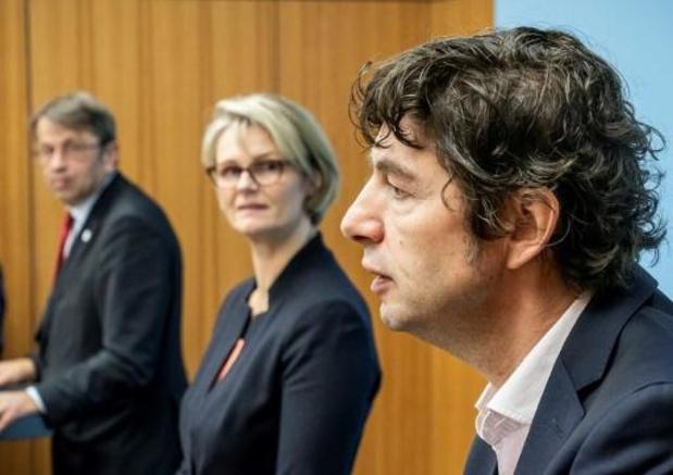 Duitse regering maakt 750 miljoen euro vrij voor ontwikkeling vaccin