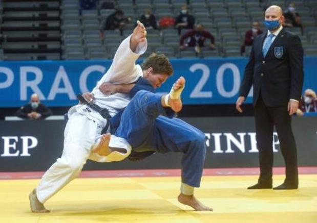 EK judo - Matthias Casse pakt brons na zege in Belgisch onderonsje