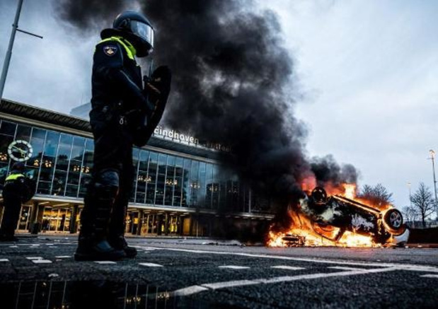 Noodbevel in meerdere Nederlandse steden