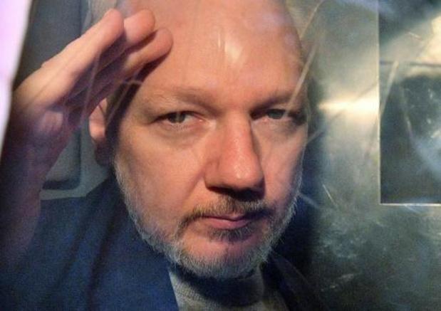 WikiLeaks-oprichter Assange hoopt op asiel in Frankrijk