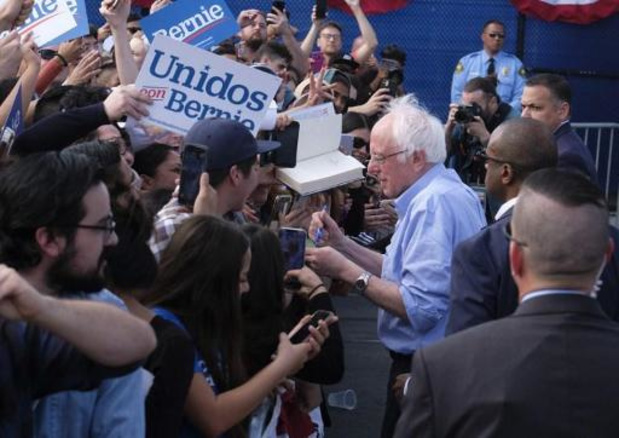 USA: Sanders dénonce l'ingérence de Moscou, qui chercherait à le favoriser