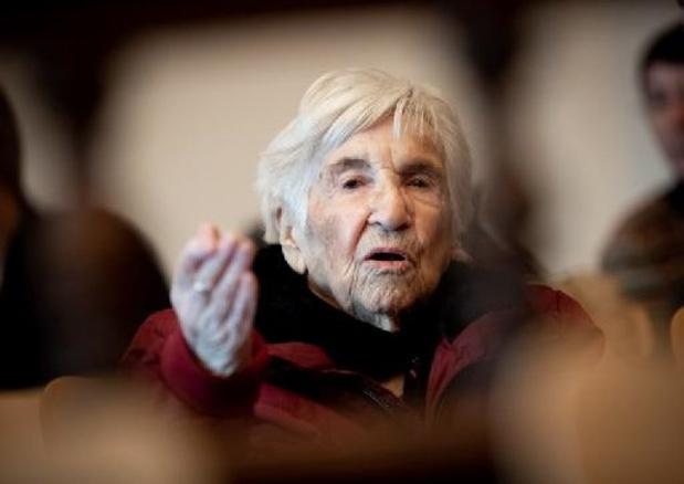 Décès de l'une des dernières survivantes de l'orchestre d'Auschwitz, Esther Bejarano