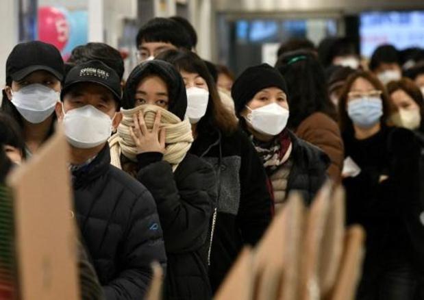 Les Mondiaux par équipes en Corée du Sud reportés au mois de juin à cause du virus