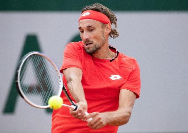 Roland-Garros: Ruben Bemelmans sorti au 1er tour des qualifications