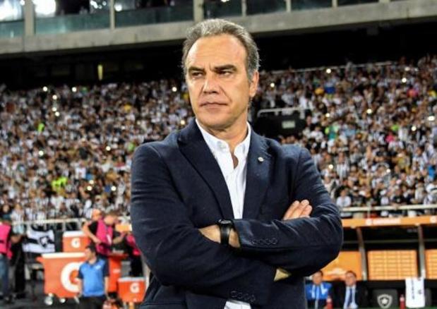 L'Uruguayen Martin Lasarte nommé sélectionneur du Chili