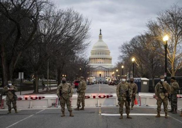 Aangekondigde protesten in Amerikaanse hoofdsteden blijven beperkt