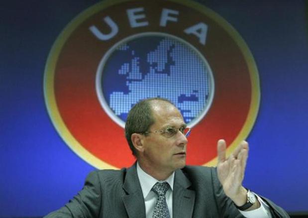 """Selon un officiel de l'UEFA, """"la crise du coronavirus sur le football peut durer"""""""