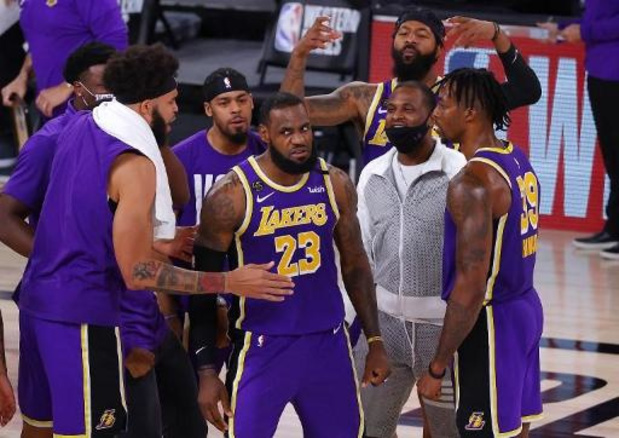 NBA - LA Lakers pakken hun tweede zege in finale