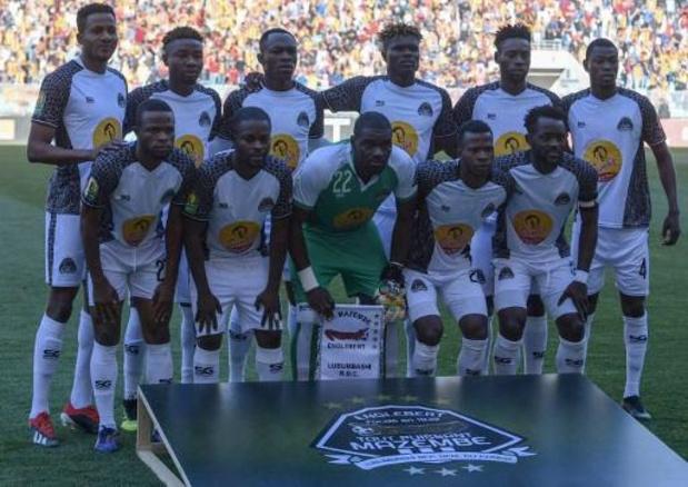 Ligue des Champions d'Afrique - Première défaite à domicile du TP Mazembe dans une compétition continentale depuis 2009