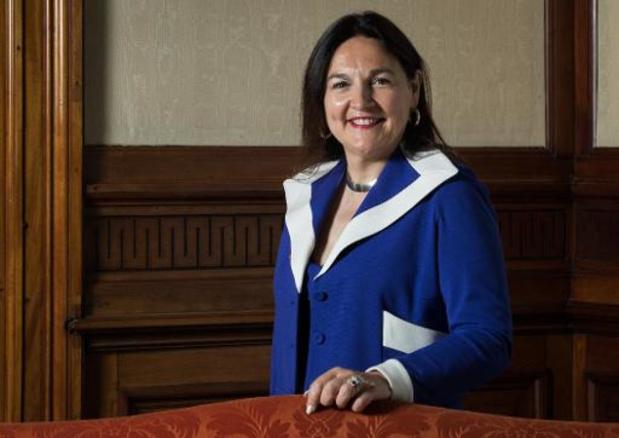 Marie Christine Marghem volgt Gérard Deprez op als voorzitter van de MCC