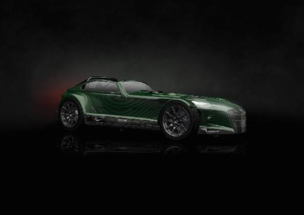 Verjaardagseditie Donkervoort D8 GTO