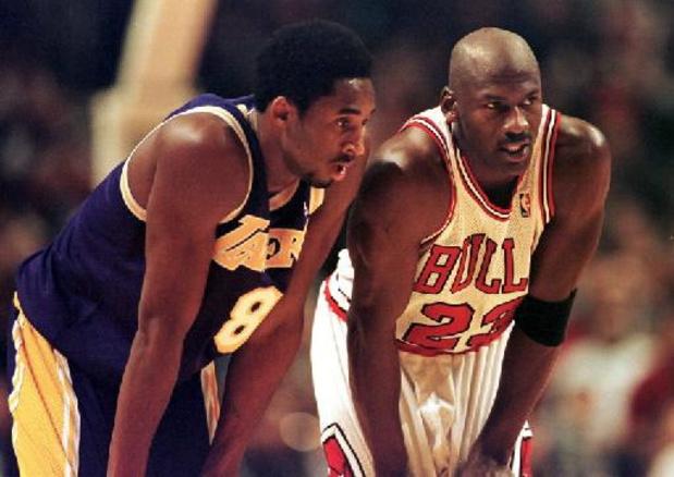 NBA - Michael Jordan prononcera le discours d'entrée de Kobe Bryant au Hall of Fame