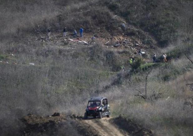 Déces de Kobe Byant - Des enquêteurs écartent la défaillance du moteur