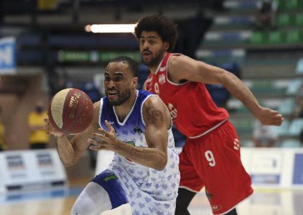 EuroMillions Basket League - Tiende titel op rij voor Oostende