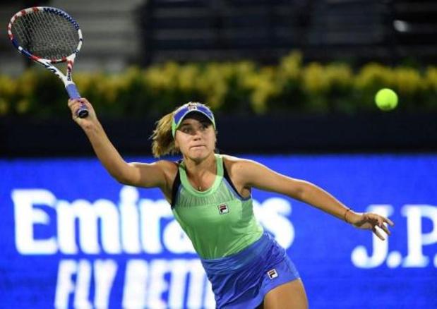 WTA Lyon - Kenin schrijft vijfde toernooizege bij