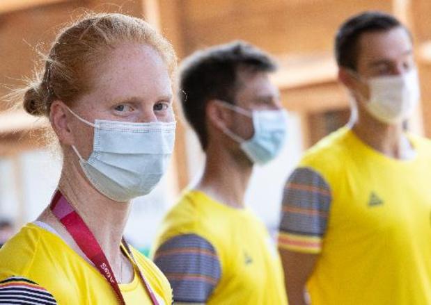Alison Van Uytvanck a retrouvé la condition juste à temps pour les JO 2020